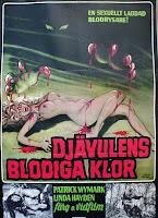 djävulens blodiga klor