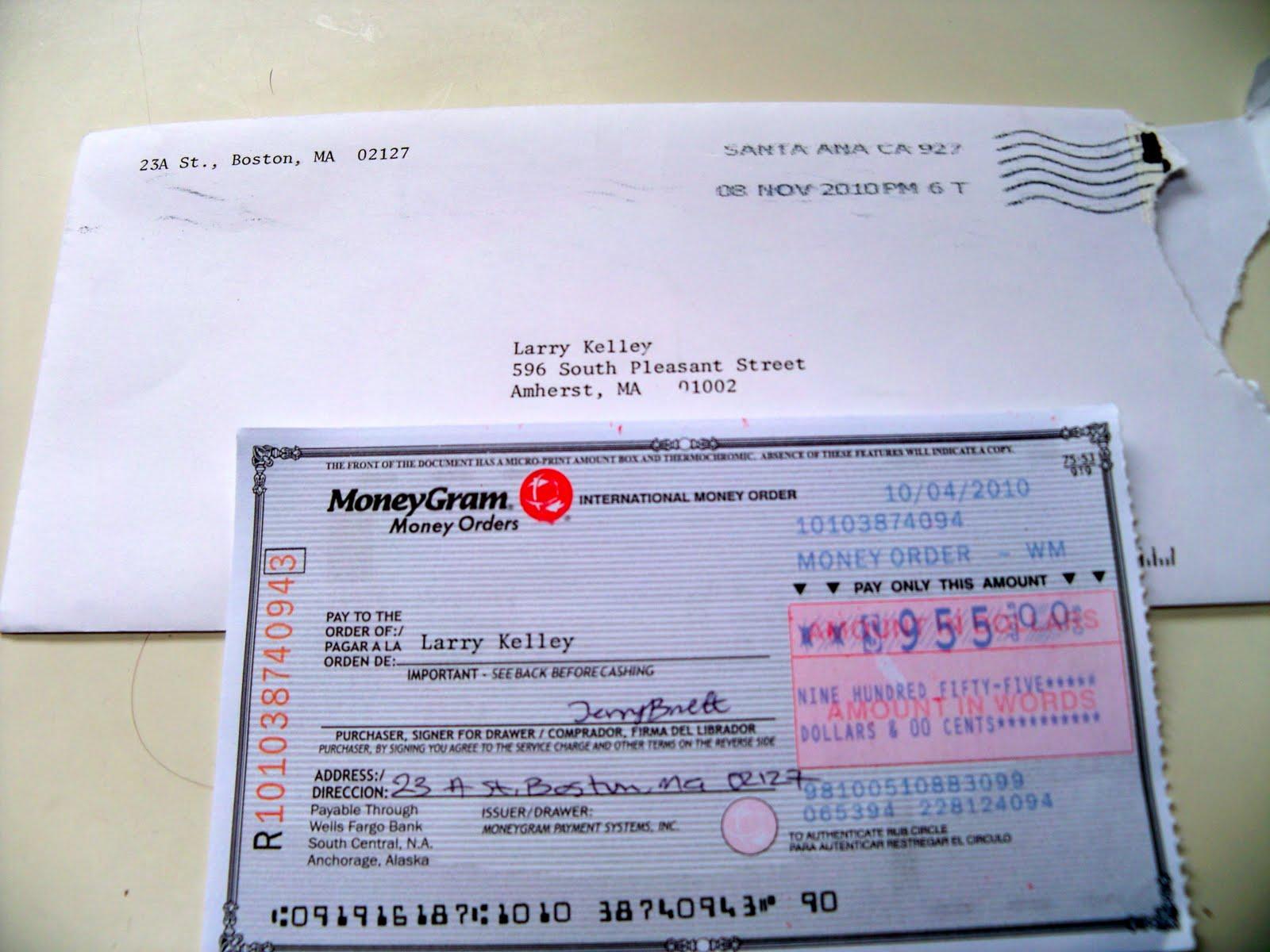 Pin How To Fill Out A Moneygram Money Order On Pinterest · Moneygram Money  Order Memo