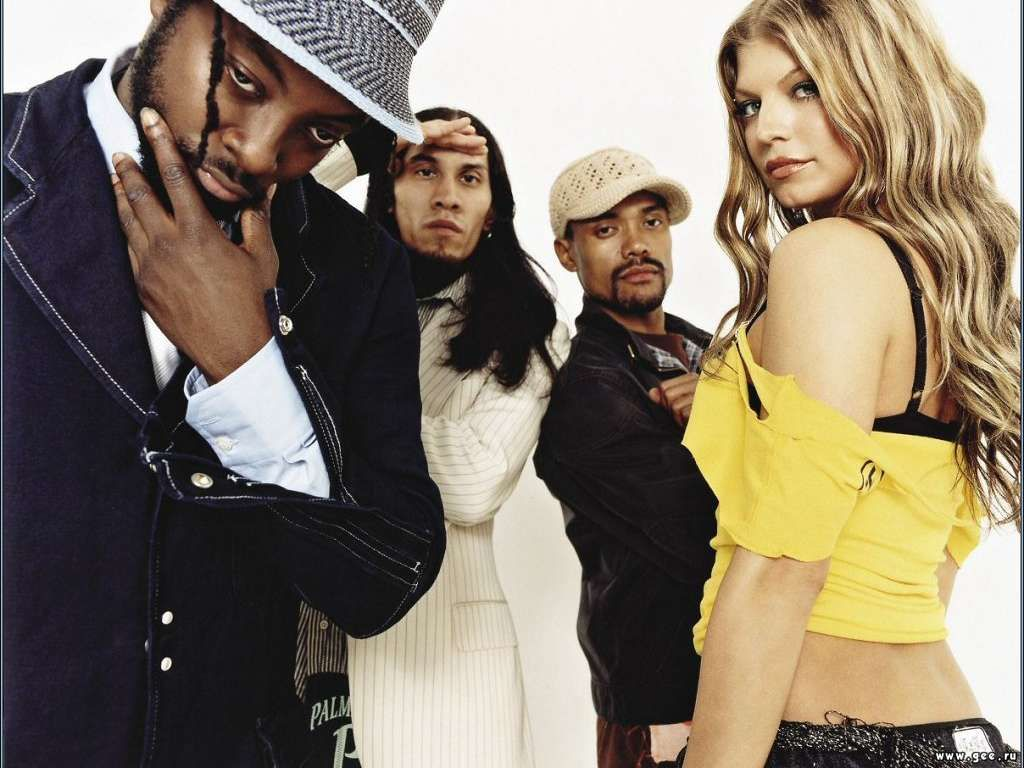 SAKTHI'S MUSIC JUNCTION: THE BLACK EYED PEAS