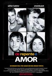 De Repente é Amor DVDRip XviD & RMVB Dublado