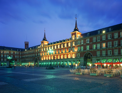 PLAZA MAYOR Madrid de los Austrias