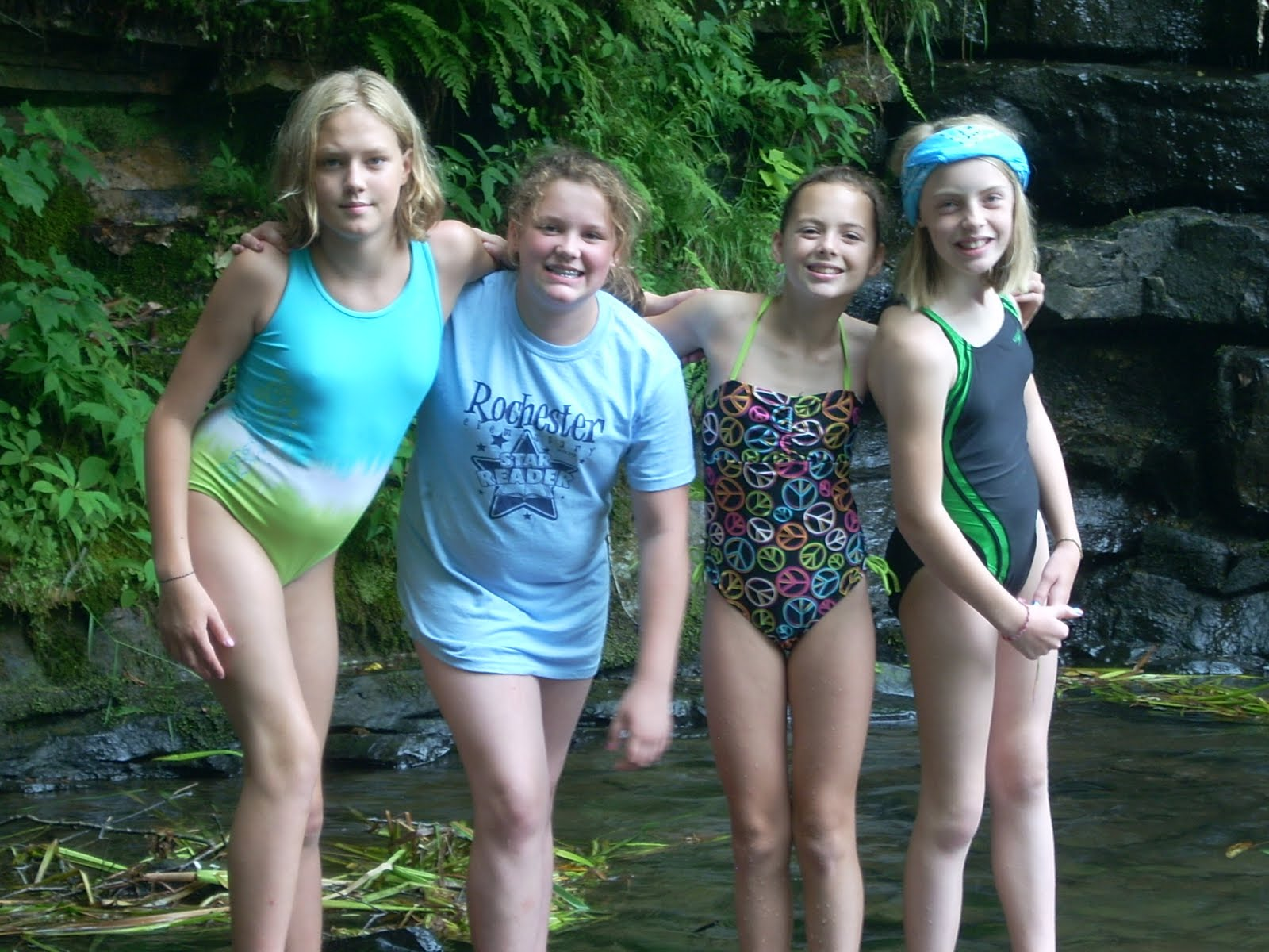 Girls Camp For Cate