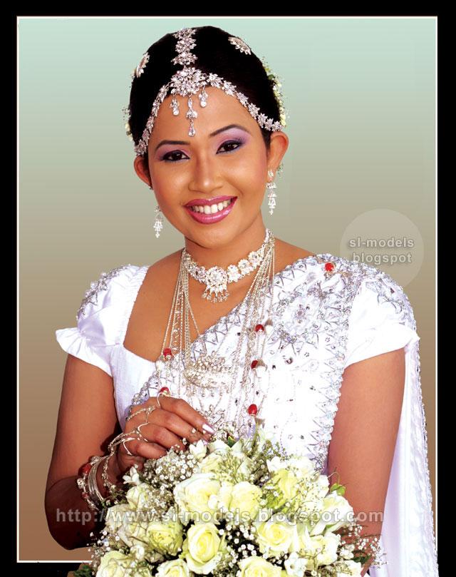 Sri Lankan Wedding Dress