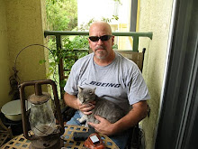 Supporting Cast: Husband and Cat