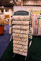 2009 Independent Garden Center show seed display