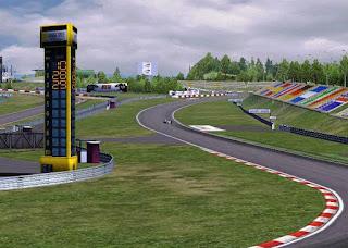 Preparation for upcoming Nurburg Race