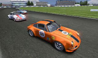 Historic GT Car Mod for RFactor