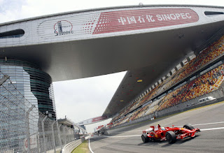 Race 17: Shanghai, China