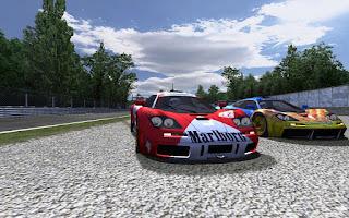 McLaren F1 & Audi LMP1 on Monza & Le Mans Tracks