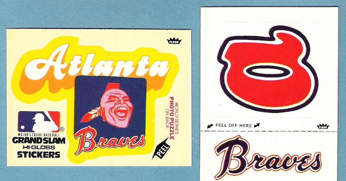 The fleer sticker project 1979 fleer grand slam hi gloss baseball stickers