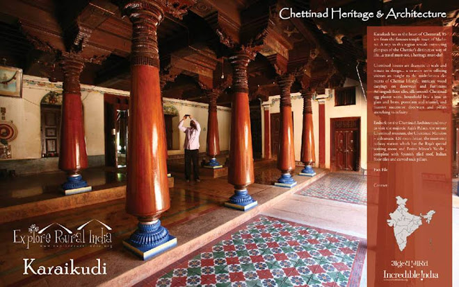 Explore Chettinad