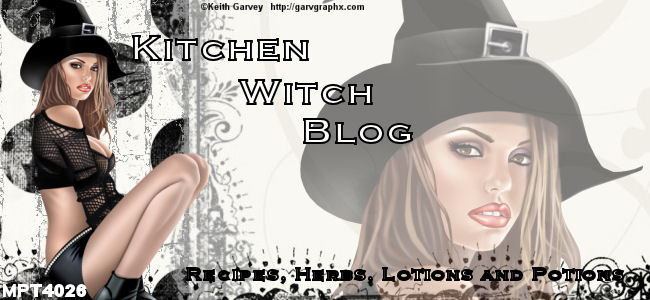 Kitchen Witch Blog