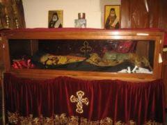 Άγιοι με άφθαρτο λείψανο