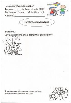 digitalizar0031 Tarefinha de linguagem para crianças