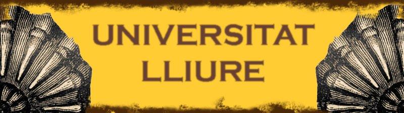 UNIVERSITAT LLIURE (ULL!)