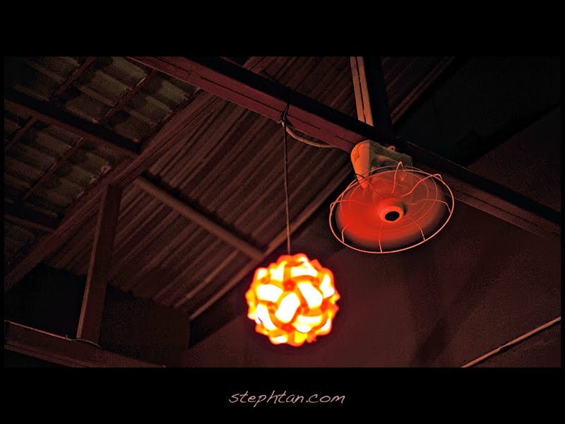 Khao San Bar Scene