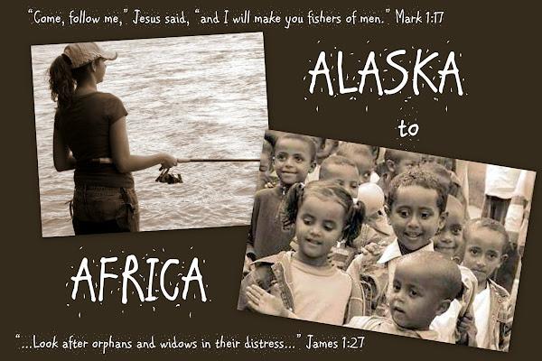 Alaska to Africa