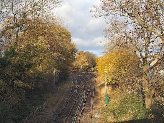 South Gosforth Metro