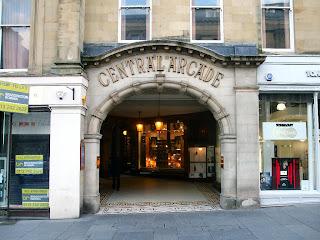 The Central Arcade