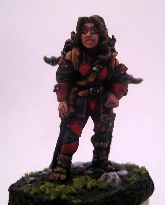 Elia Shadowfeet, Female Halfling Thief (02676)