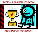 Smart Alec Award !!!