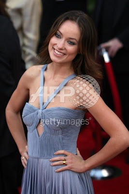 oliviawilde Celebrity Nail Watch   SAG Award Nail Winners