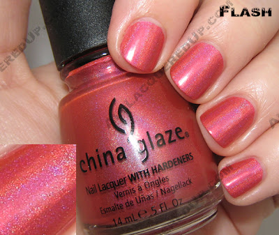 tmiflash China Glaze Spring 2008   OMG! 2BHOT