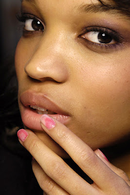 tracyreeseelle NY Fashion Week Nail Watch   Tracy Reese