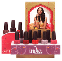 opiindia OPI India Collection Comparisons