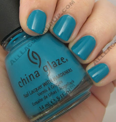 showertogether China Glaze Spring 2008   Ecollection