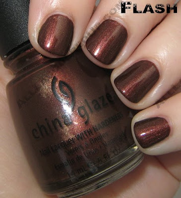 unpluggedflash China Glaze Spring 2008   Ecollection