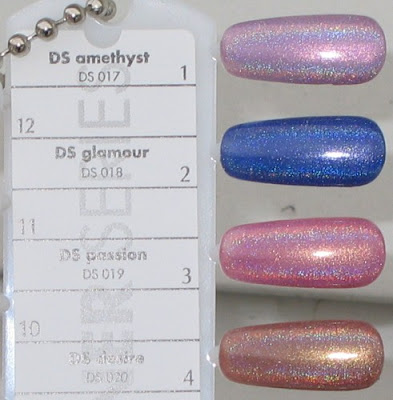 dspaletteflash OPI Designer Series *New Colors*