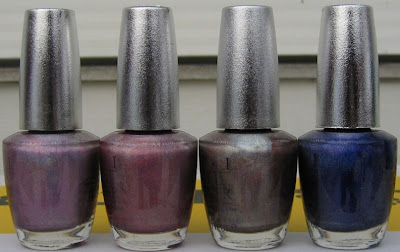 ds OPI Designer Series *New Colors*