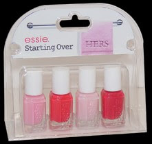 startingover Essie Starting Over Collection