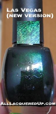 nyxlasvegas NYX Has Gone Green