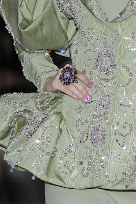 dior2 Fall 2007 Couture Nail Watch   Christian Dior