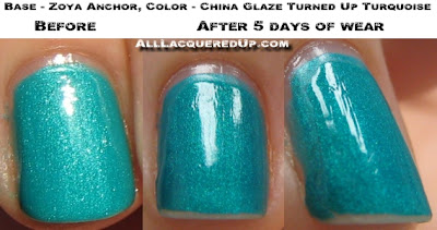 poshe4 Top Coat Challenge   Poshe