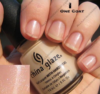 1onecoat China Glaze X Collection