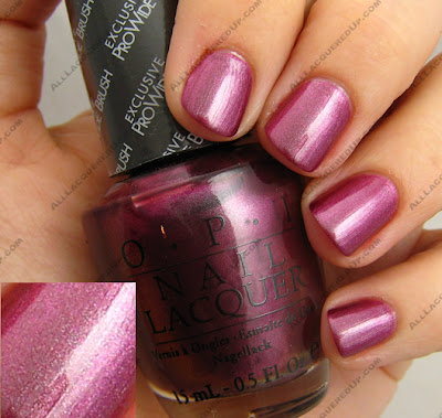 mybigbreak OPI Holiday in Hollywood: Dazzling Darks & Neutrals