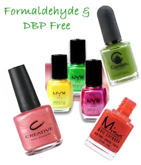 """Go Green - """"Healthier"""" Polish 