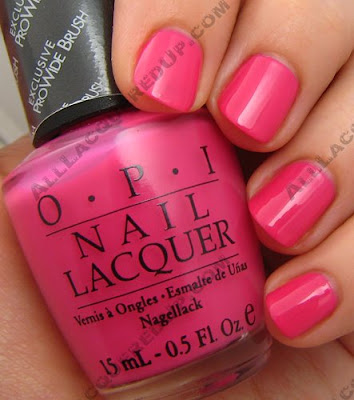 opithatshotpink OPI Summer 2008   Mod About Brights