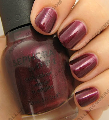 sephora by opi, opi, sephora, nail polish, nail lacquer, nail color, autumn and eve, fall 2008, meet for drinks