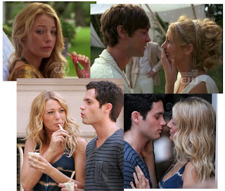 gossip girl serena blake lively penn badgley Fanatic Feedback with Gossip Girl   Does Nail Color Define Us?