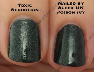 misa poisoned passion toxic seduction sleek poison ivy Misa Poisoned Passion for Fall 2008