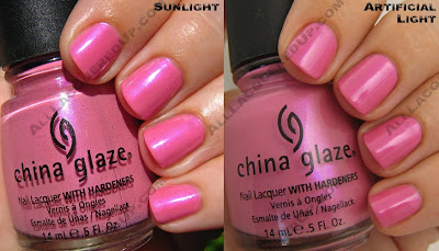 china glaze operation colour pink underground fall 2008 China Glaze Operation Colour for Fall 2008