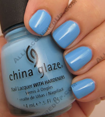 china glaze bahama blues bahamian escape fall 2008 China Glaze Bahama Blues for Winter 2008