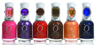 orly gems fall 2008 bottles Orly Gems Collection for Fall 2008