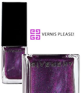 givenchy vernis please holiday 2008 sephora Givenchy Purple By Night for Holiday 2008