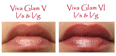 viva glam v vi lipglass lipstick As Amazing As Polish   MAC Viva Glam