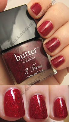 butter london chancer nail polish lacquer butter LONDON Holiday and Friends & Family Discount